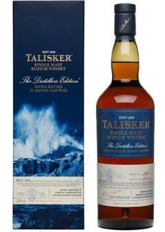 виски Talisker Distillers Edition в Duty Free купить с доставкой в Санкт-Петербурге