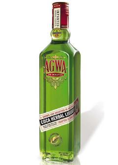 ликер Agwa De Bolivia в Duty Free купить с доставкой в Санкт-Петербурге