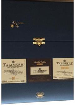 виски Подарочный набор Talisker в Duty Free купить с доставкой в Санкт-Петербурге
