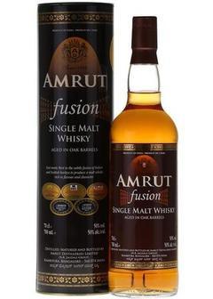 виски Amrut Fusion в Duty Free купить с доставкой в Санкт-Петербурге