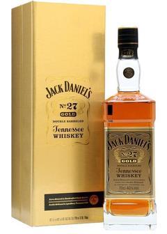 виски Jack Daniels No.27 Gold в Duty Free купить с доставкой в Санкт-Петербурге