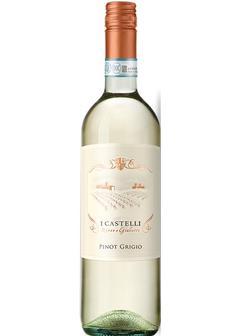 вино I Castelli Pinot Grigio Delle Venezie в Duty Free купить с доставкой в Санкт-Петербурге