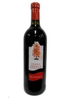 вино Terra Fresca Rosso в Duty Free купить с доставкой в Санкт-Петербурге