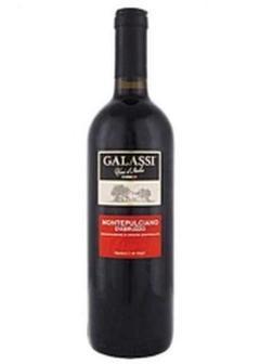 вино Galassi Montepulciano d'Abruzzo в Duty Free купить с доставкой в Санкт-Петербурге