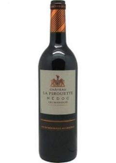 вино Chateau La Pirouette Cru Burgeois в Duty Free купить с доставкой в Санкт-Петербурге