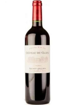 вино Chateau du Glana Cru Bourgeois Superieur в Duty Free купить с доставкой в Санкт-Петербурге