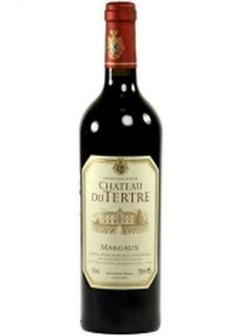вино Chateau du Tertre 5-me Grand Cru Classe в Duty Free купить с доставкой в Санкт-Петербурге