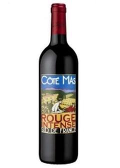 вино Cote Mas Rouge Intense в Duty Free купить с доставкой в Санкт-Петербурге