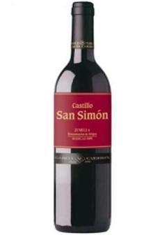 вино Castillo San Simon Rosso в Duty Free купить с доставкой в Санкт-Петербурге
