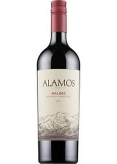 вино Alamos Malbec в Duty Free купить с доставкой в Санкт-Петербурге