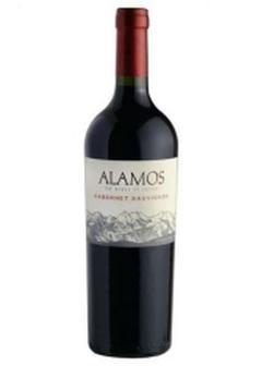 вино Alamos Cabernet Sauvignon в Duty Free купить с доставкой в Санкт-Петербурге