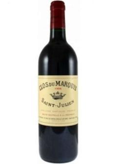 вино Clos du Marquis 2-me vin du Chateau Leoville Las Cases в Duty Free купить с доставкой в Санкт-Петербурге