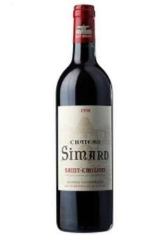 вино Chateau Simard в Duty Free купить с доставкой в Санкт-Петербурге