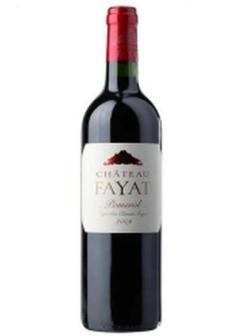 вино Chateau Fayat в Duty Free купить с доставкой в Санкт-Петербурге