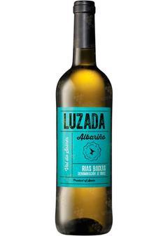"""Вино Luzada Albarino / """"Люсада"""" Альбариньо купить с доставкой в Санкт-Петербурге"""