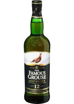 виски Famous Grouse Malt 12 Y.O. в Duty Free купить с доставкой в Санкт-Петербурге