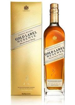 виски Johnnie Walker Gold Label Reserve в Duty Free купить с доставкой в Санкт-Петербурге