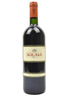 вино Solaia - Marchesi Antinori в Duty Free купить с доставкой в Санкт-Петербурге
