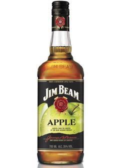 виски Jim Beam Apple в Duty Free купить с доставкой в Санкт-Петербурге