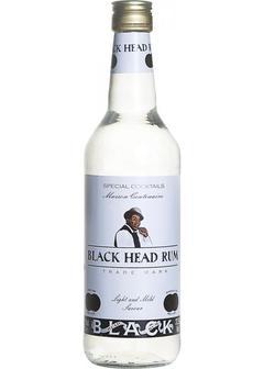 ром Black Head White в Duty Free купить с доставкой в Санкт-Петербурге