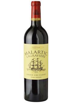 вино Chateau Malartic Lagraviere 2012 в Duty Free купить с доставкой в Санкт-Петербурге