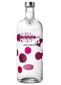 водка Absolut Cherrys в Duty Free купить с доставкой в Санкт-Петербурге