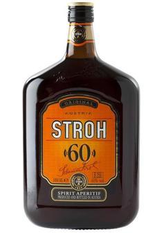 ром Stroh 60% в Duty Free купить с доставкой в Санкт-Петербурге