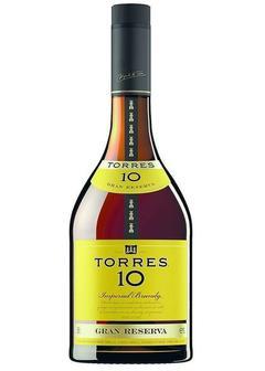 бренди Torres 10 Y.O. в Duty Free купить с доставкой в Санкт-Петербурге