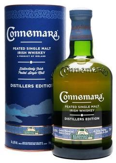 виски Connemara Distillers Edition в Duty Free купить с доставкой в Санкт-Петербурге