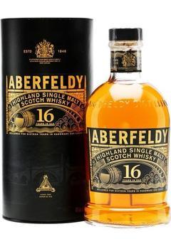 виски Aberfeldy 16 Y.O. в Duty Free купить с доставкой в Санкт-Петербурге