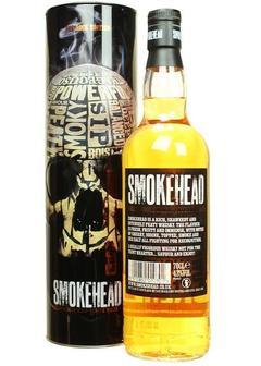 виски Smokehead Single Malt Rock Edition в Duty Free купить с доставкой в Санкт-Петербурге