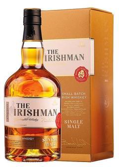 виски The Irishman Single Malt в Duty Free купить с доставкой в Санкт-Петербурге