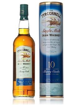 Tyrconnell 10 Y.O. Sherry