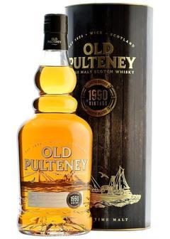 виски Old Pulteney 1990 в Duty Free купить с доставкой в Санкт-Петербурге
