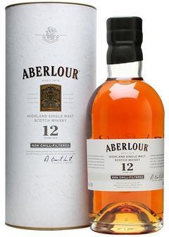 виски Aberlour 12 Y.O. Unchillfiltered в Duty Free купить с доставкой в Санкт-Петербурге