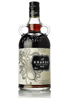 ром Kraken Rum в Duty Free купить с доставкой в Санкт-Петербурге