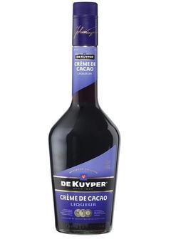 ликер De Kuyper Cacao Brown в Duty Free купить с доставкой в Санкт-Петербурге