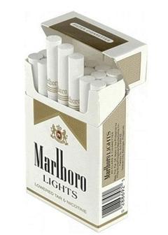 сигареты Marlboro Lights в Duty Free купить с доставкой в Санкт-Петербурге