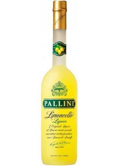 ликер Limoncello Pallini в Duty Free купить с доставкой в Санкт-Петербурге