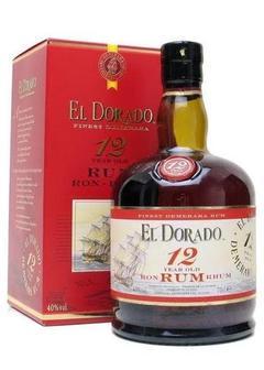 El Dorado 12 Y.O. (Эль Дорадо 12 летний) купить в интернет-магазине DutyFreeSpb.ru с доставкой по Санкт-Петербургу и России