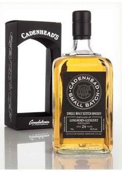 виски Cadenhead Longmorn-Glenlivet 24 Y.O. в Duty Free купить с доставкой в Санкт-Петербурге