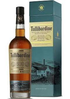 виски Tullibardine 500 в Duty Free купить с доставкой в Санкт-Петербурге