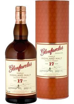 виски Glenfarclas 17 Y.O. в Duty Free купить с доставкой в Санкт-Петербурге