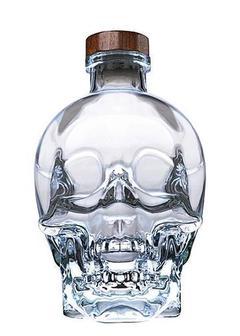 водка Crystal Head-1л в Duty Free купить с доставкой в Санкт-Петербурге