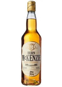 виски Burn McKenzie Oak Aged в Duty Free купить с доставкой в Санкт-Петербурге
