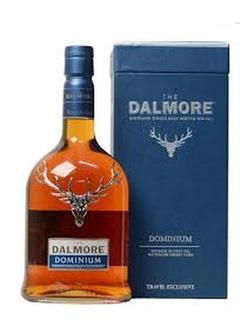 виски Dalmore Dominium в Duty Free купить с доставкой в Санкт-Петербурге