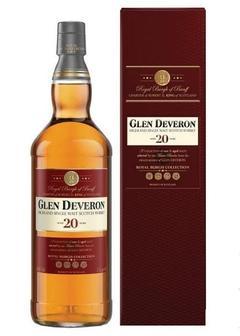 виски Glen Deveron 20 Y.O. в Duty Free купить с доставкой в Санкт-Петербурге
