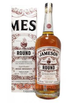 виски Jameson Round в Duty Free купить с доставкой в Санкт-Петербурге