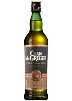 виски Clan MacGregor в Duty Free купить с доставкой в Санкт-Петербурге