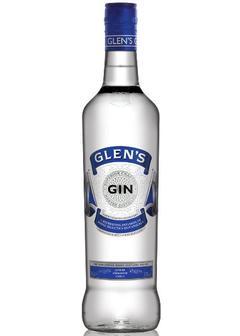 джин Glens в Duty Free купить с доставкой в Санкт-Петербурге